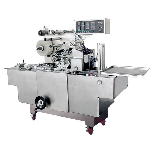 BT-210 Automatic Three-Dimension Packing Machine