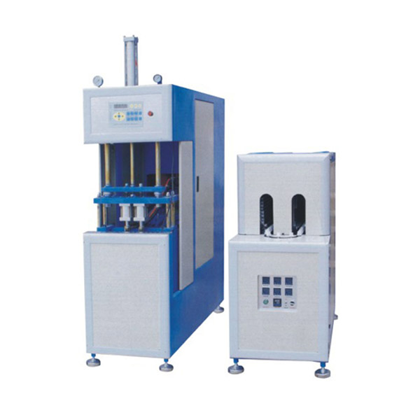 HZ-880 Semi-automatic Stretch Blow Moulding Machine