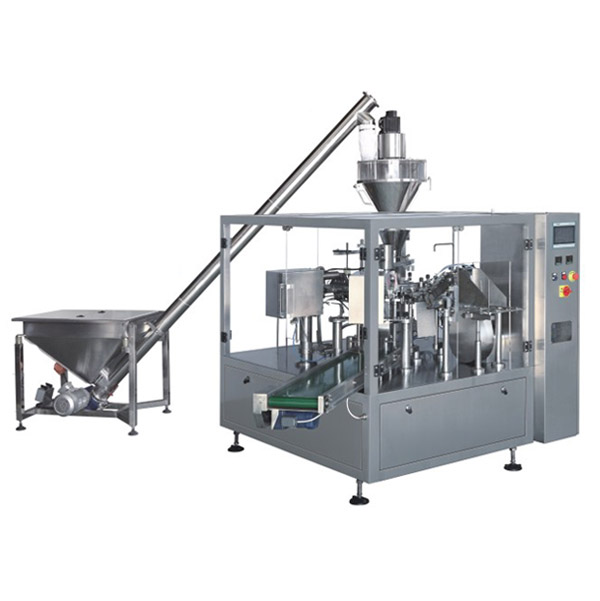 HL6/8-200FJ Powder Packaging Production Line (bag feeding)