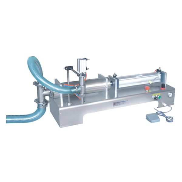 G1WYD100-5000 Horizontal Single Head Liquid Filling Machine