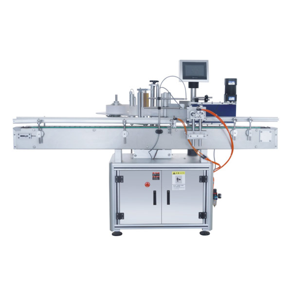 TB-600 TB-600A Auto Round Labeling Machine