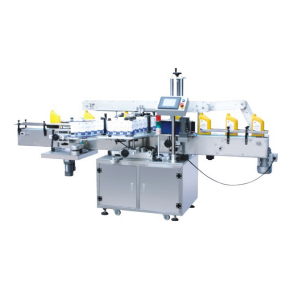 TB-1100 Auto Double-side Labeling Machine