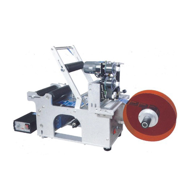 MT-50C Round Labeling Machine With Coding