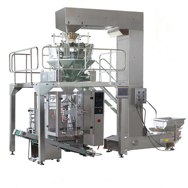 SJ-500BKW High Capacity Auto Weighing Packing Machine