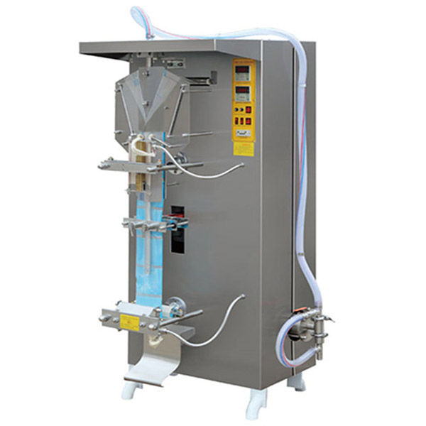SJ-1000/2000 Automatic Liquid Sachet  Packing Machine