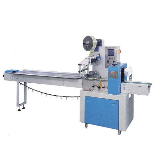 KD-260 Automatic pillow-type packing machine